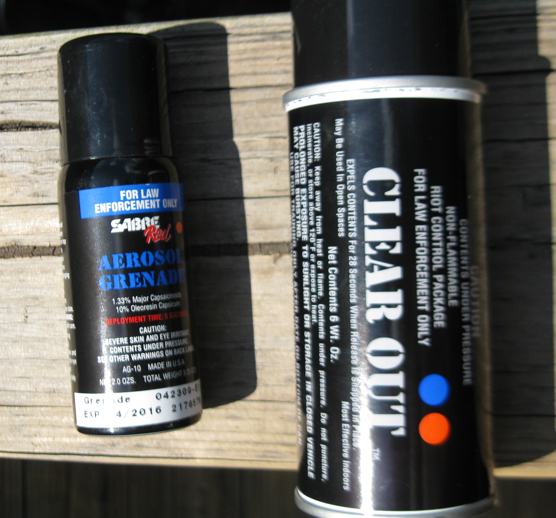 Pepper Spray- How to Choose it and How to Use it