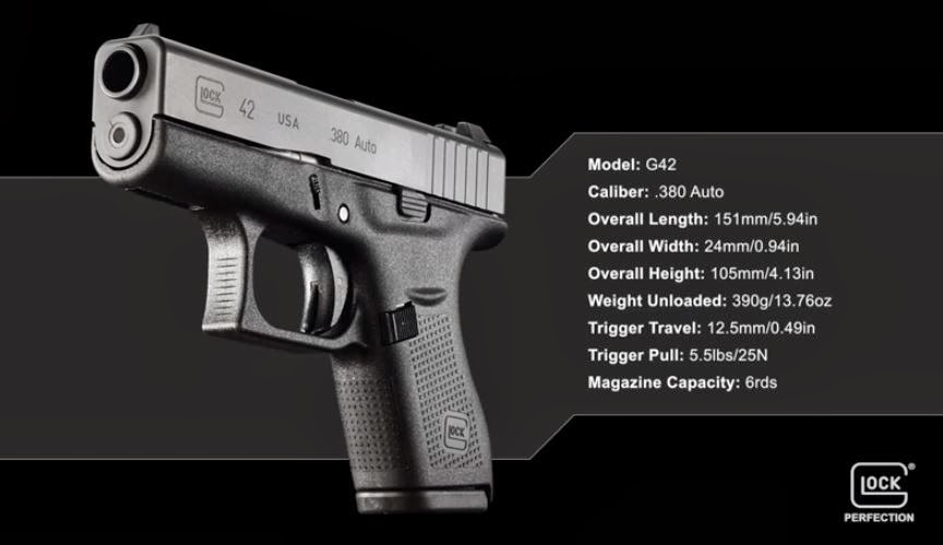Shooting the Glock 42 | Active Response Training