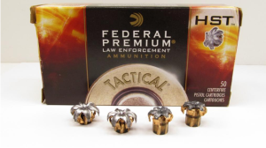 Pocket Guns and Gear- Federal Premium 9mm +P 147 Grain HST Tactical Ammunition Test 2014-12-17 10-08-24