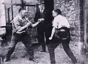Bare-knuckle-boxing