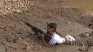 Gloopy, gloppy, gunky mud- M1A vs MAS 49-56 vs AR15 2015-01-20 10-07-16