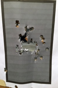 5-second standards with Glock 21