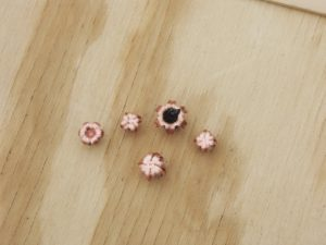 asst DPX recovered bullets