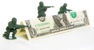defense-spending-dollars-army-men