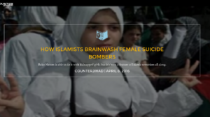 FireShot Screen Capture #146 - 'Counter Jihad' - counterjihad_com_islamists-brainwash-female-suicide-bombers