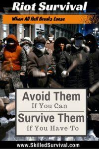 Riot-Survival