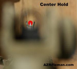 center-hold