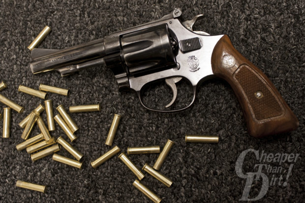 My first revolver...photo from the CTD article linked above.