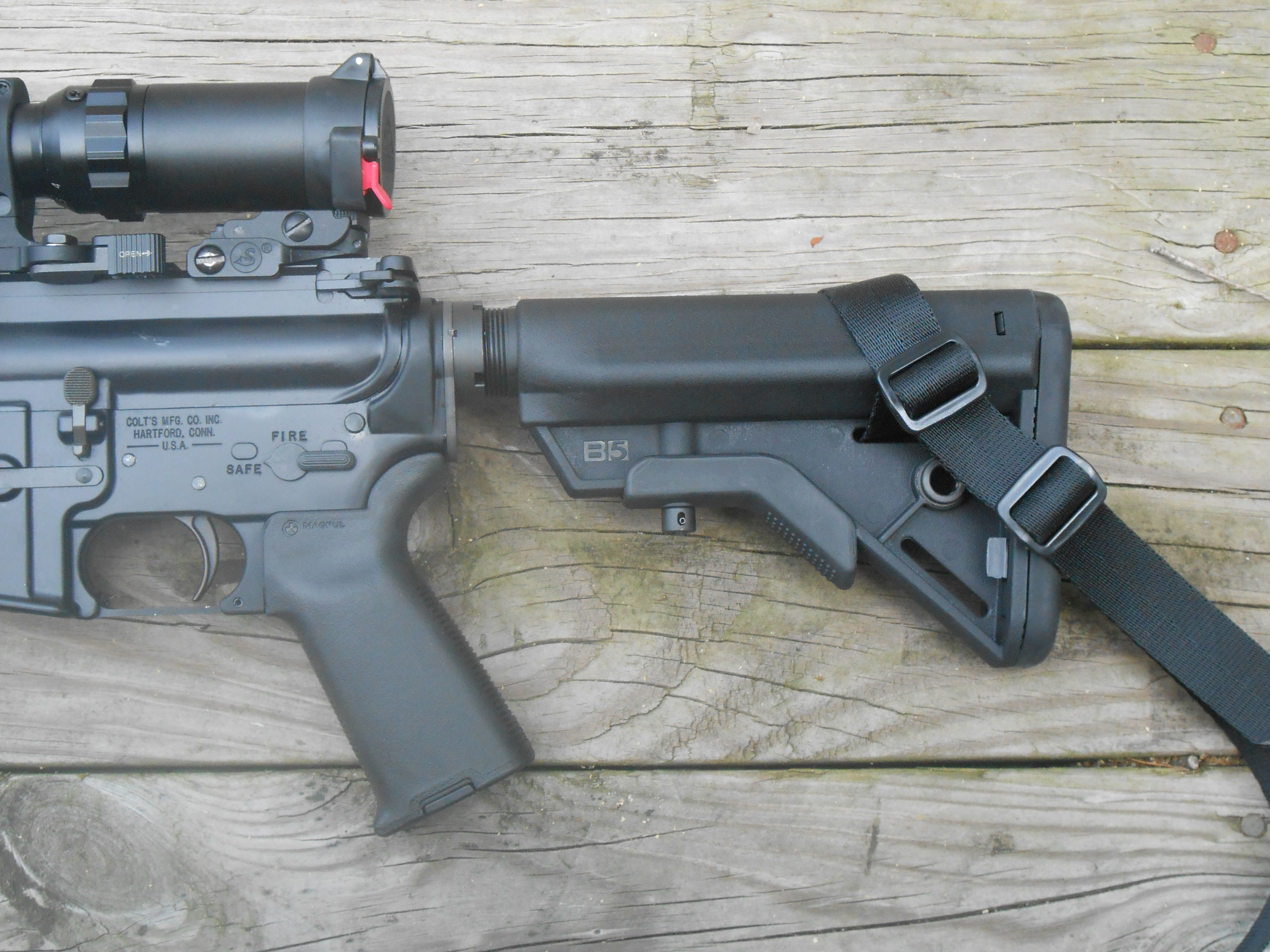 Choosing And Equipping Your First Ar