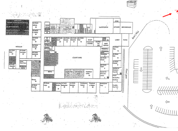 ysis of the Sandy Hook Elementary School Shooting ... Elementary Schematic Diagram on
