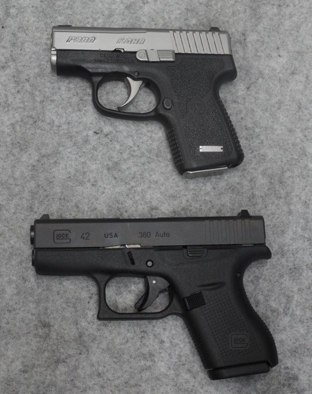 Shootout: Glock 42 versus Kahr CW 380 | Active Response Training