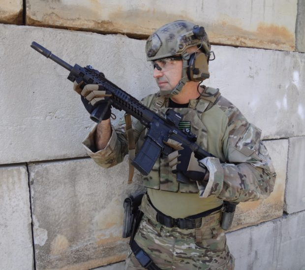 High_Ready_Position_Weapons_Handling_for_Combat_Tactical_Shooting_Jeff_Gurwitch_DefenseReview.com_DR_1