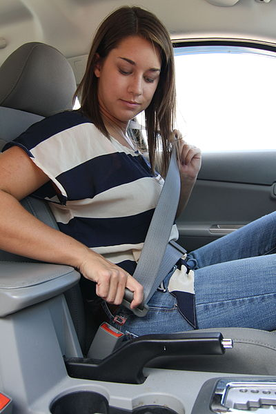 Seat Belts and Appendix Carry | Active Response Training